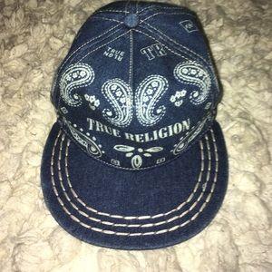 True Religion Jean Hat